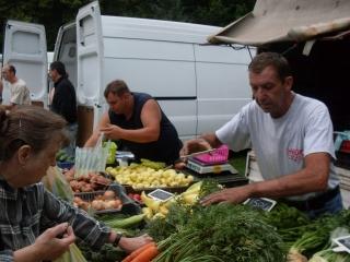 Zöldségek Kecskemét környékéről