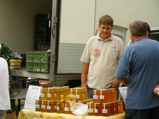 Méz a Cserényiéktől